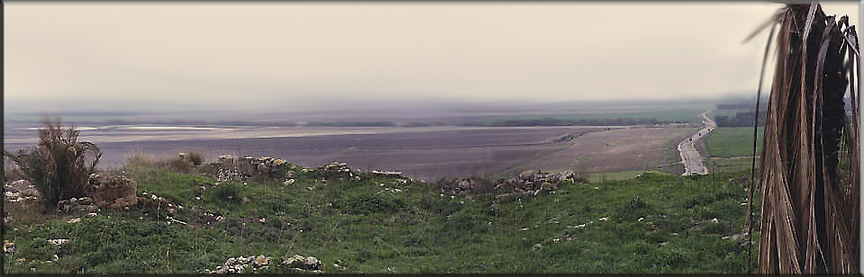 valley of Megiddo